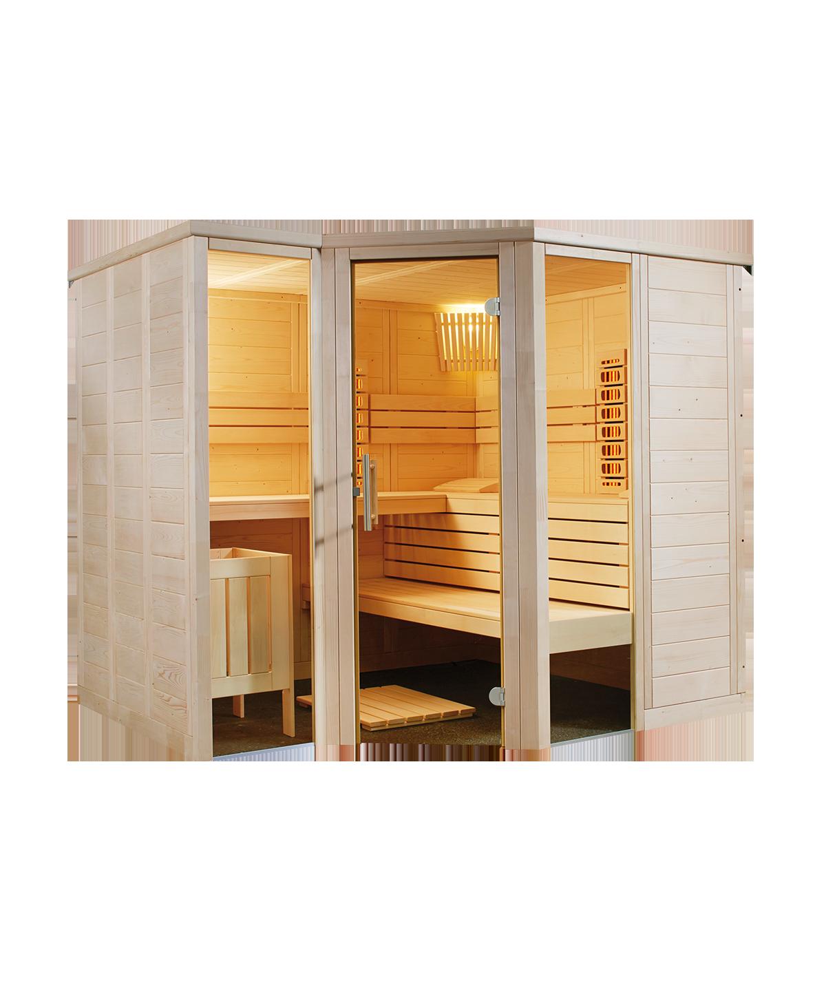 Sauna Arktis Infra plus