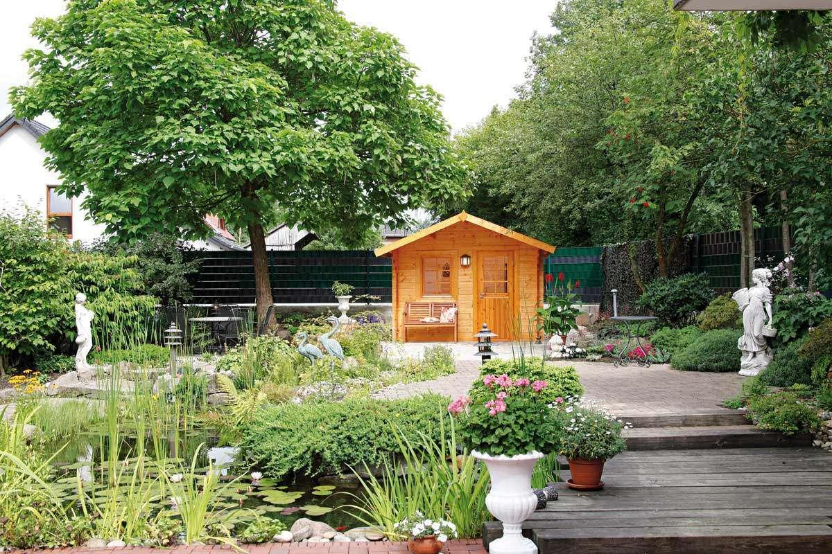 Gartenhaus Marina 3024
