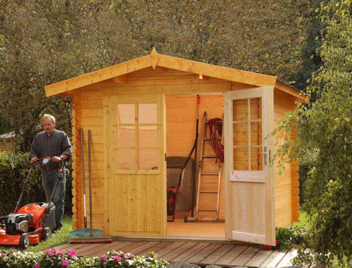 Gartenhaus Berit 2420