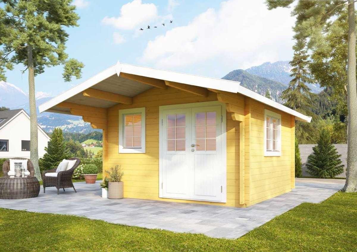 Holzgartenhaus Nova 3939