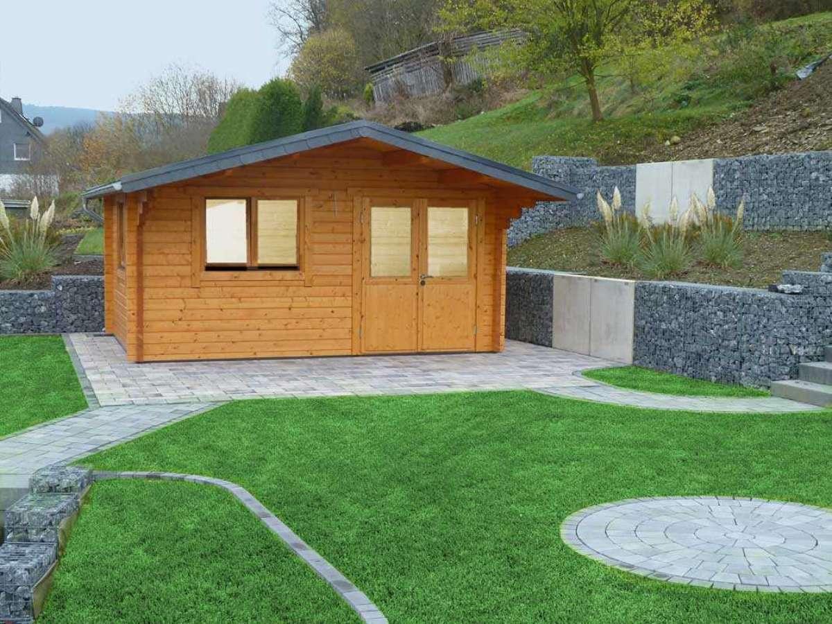 Holzgartenhaus Nova 5050
