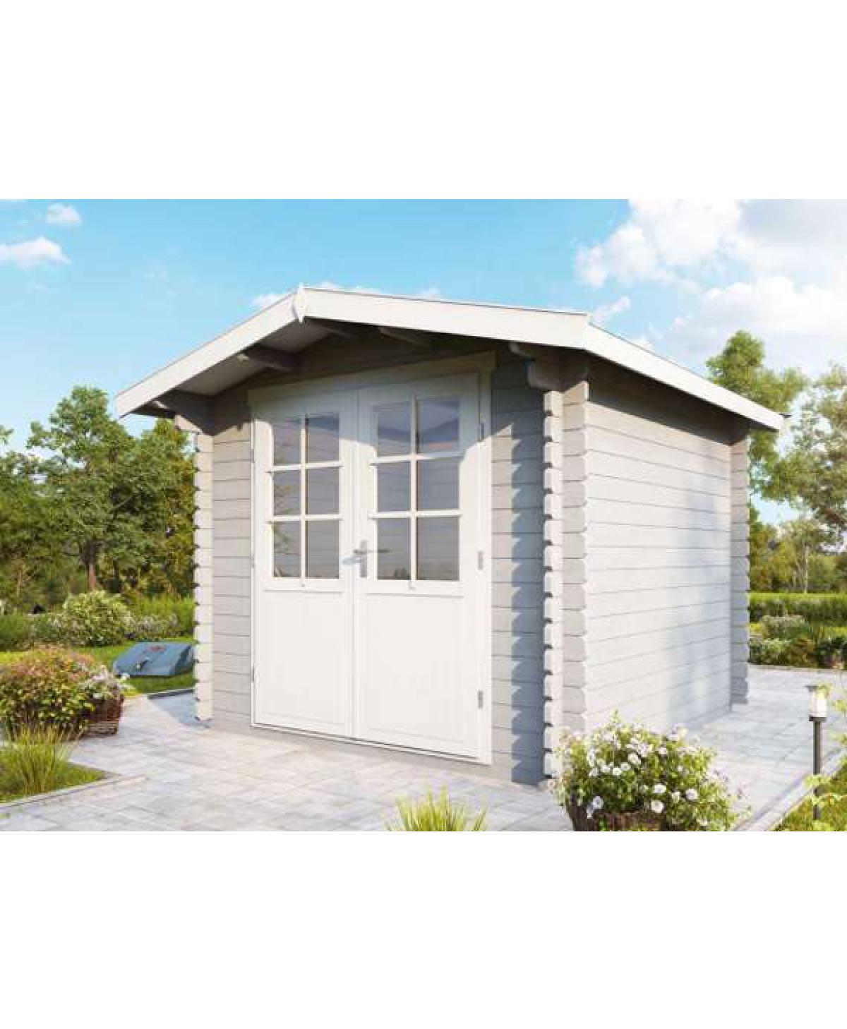 Gartenhaus Berit 2424