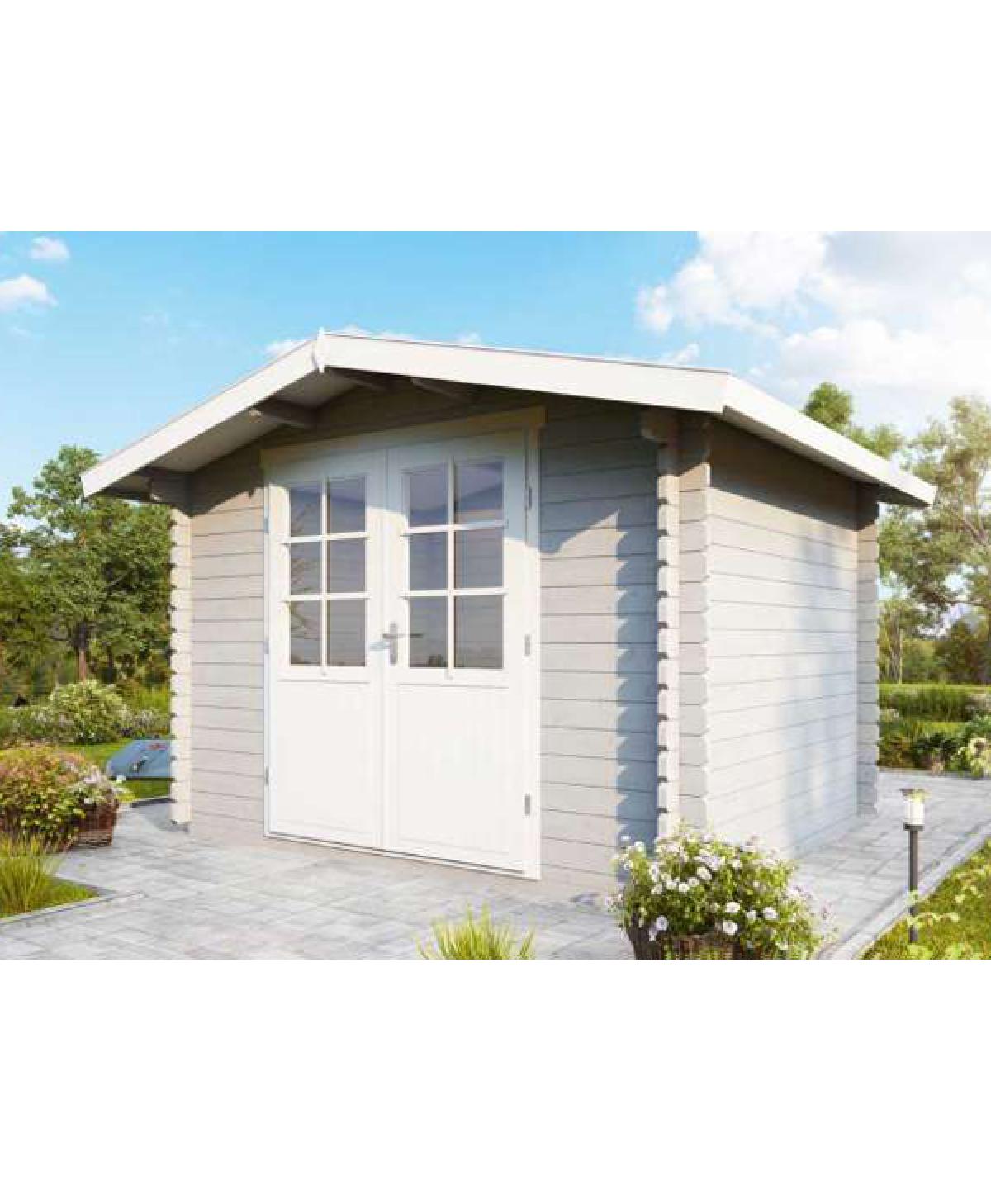 Gartenhaus Berit 3024