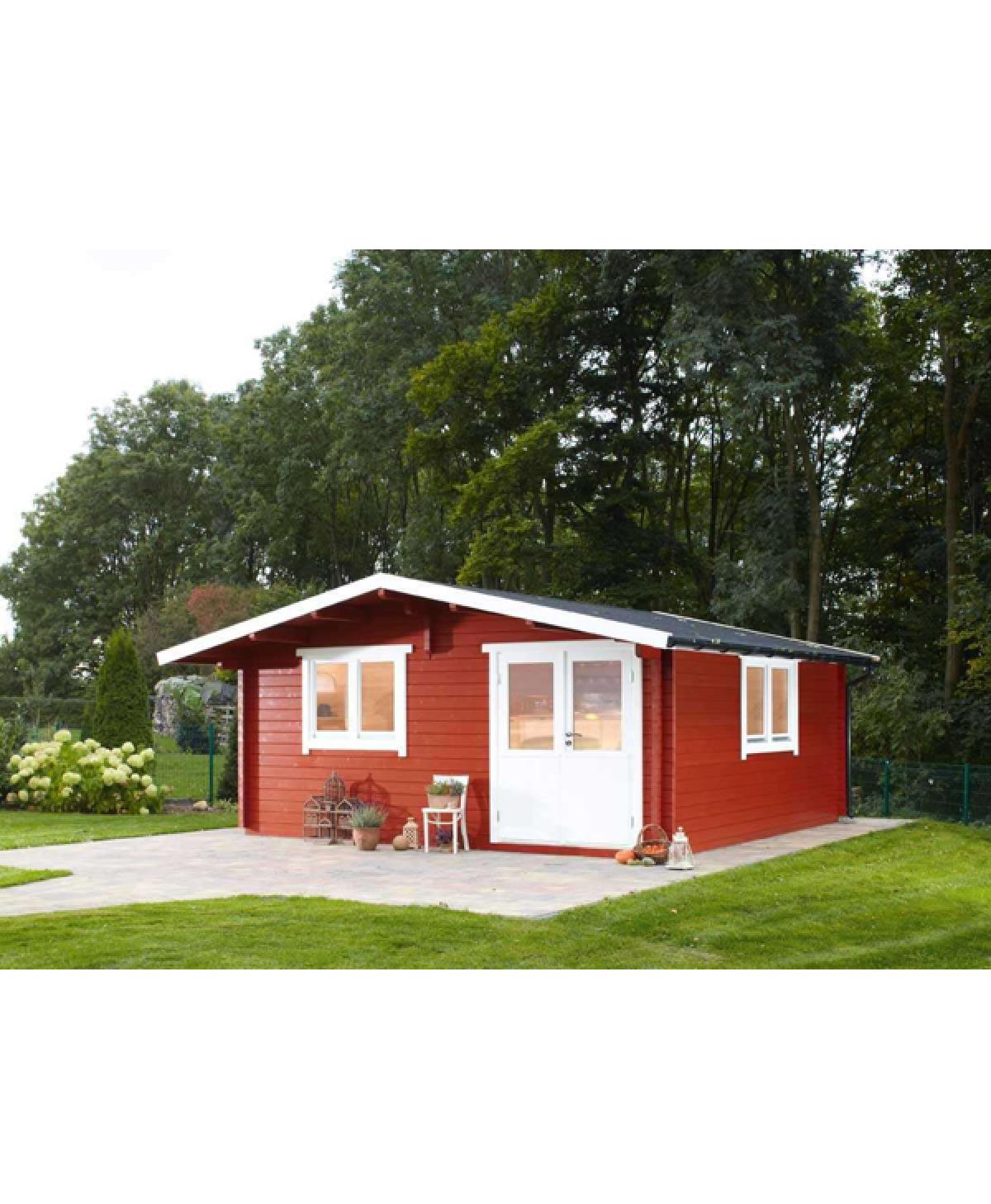 Holzgartenhaus Nova 5353