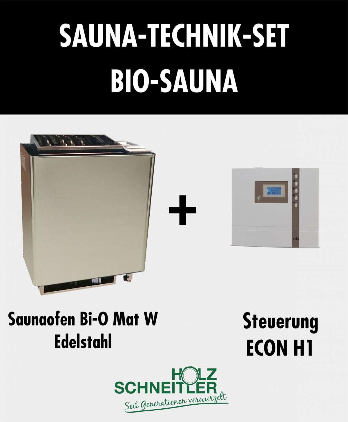 Sauna Set BIO 1