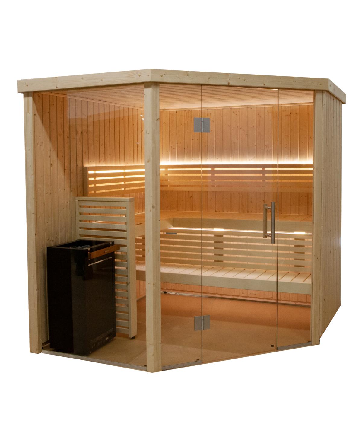 Sauna Variant View Corner Large