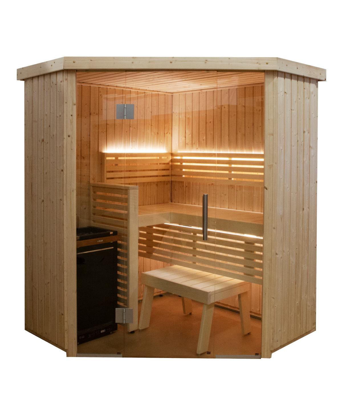 Sauna Variant View Corner