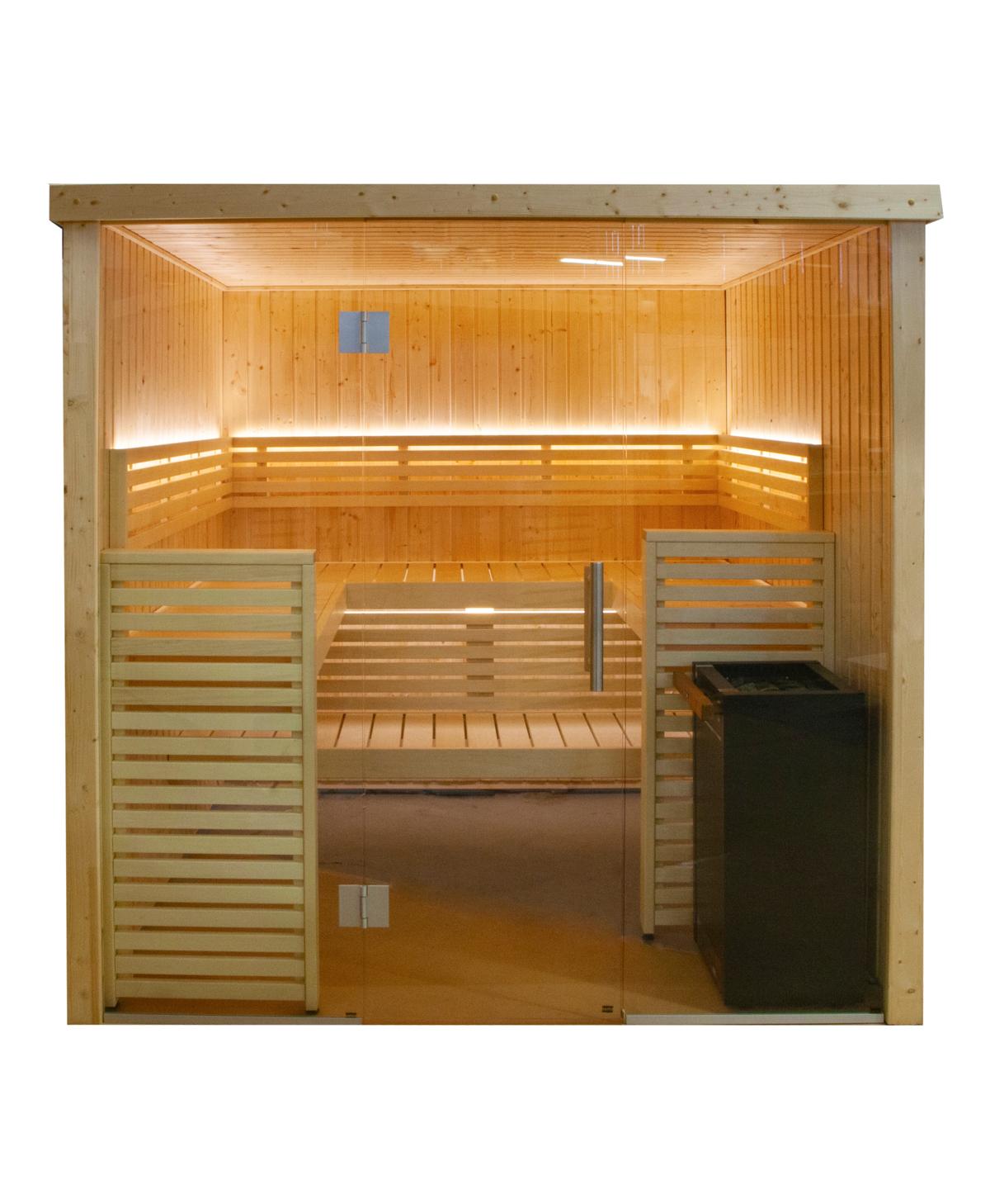 Sauna Variant View Large