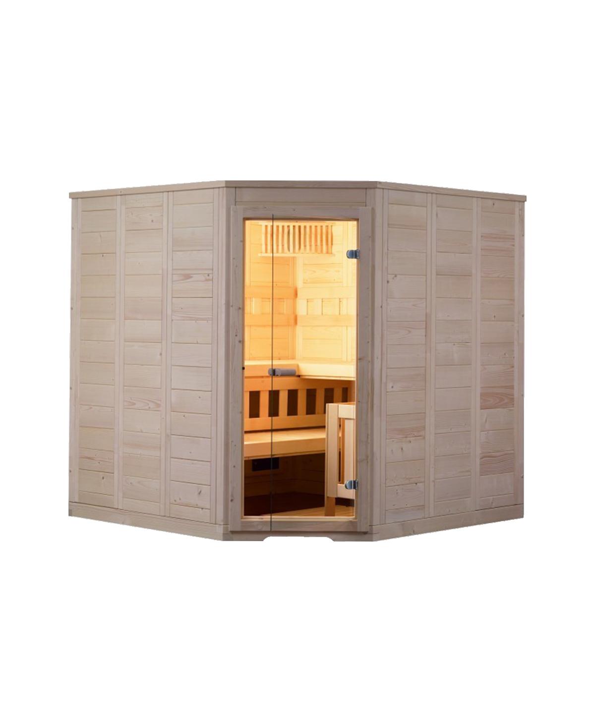 Sauna Wellfun Corner