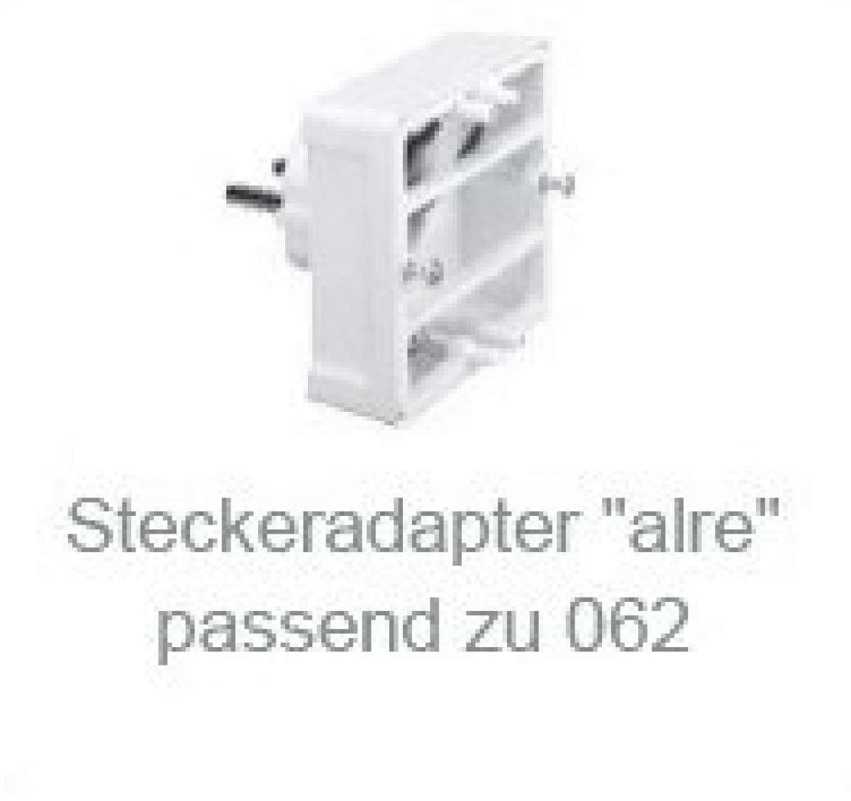 Steckeradapter alre