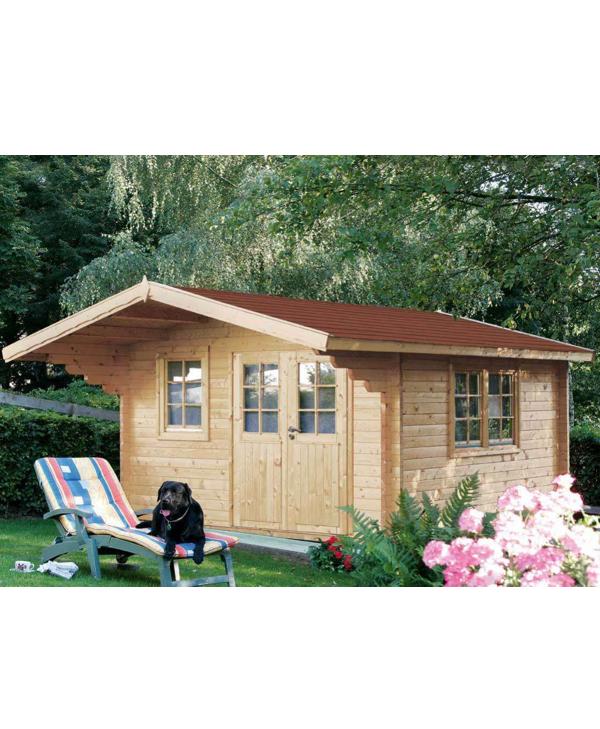 Holzgartenhaus Nova 4050