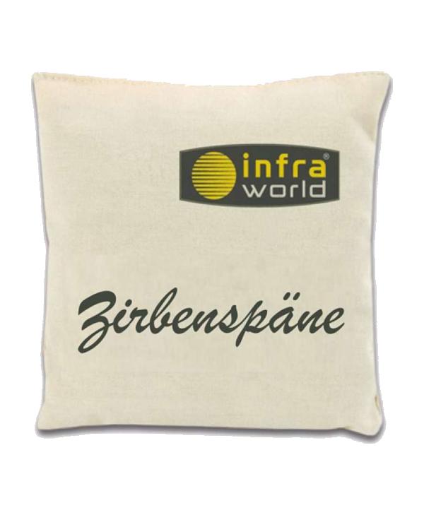 Infraworld Duftkissen Zirbenspähne