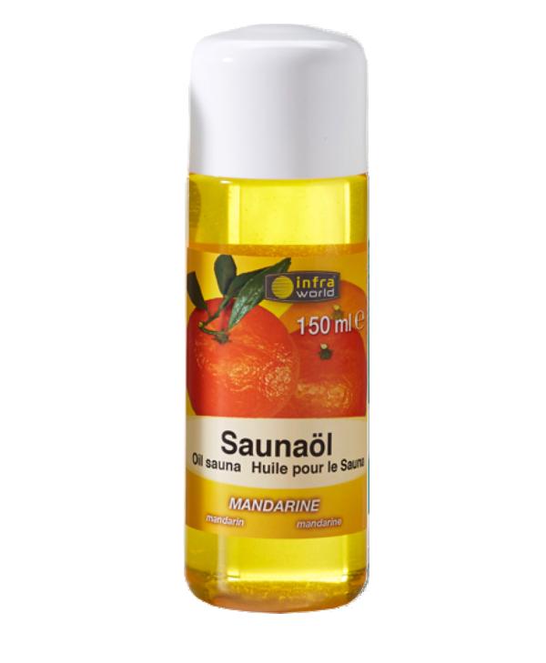 Infraworld Saunaöle Mandarin