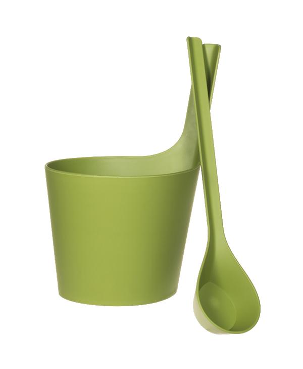 Rento Aufgusseimer Pisara grün