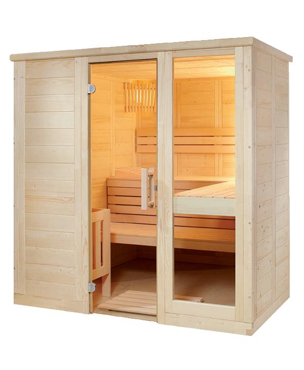 Sauna Komfort Small