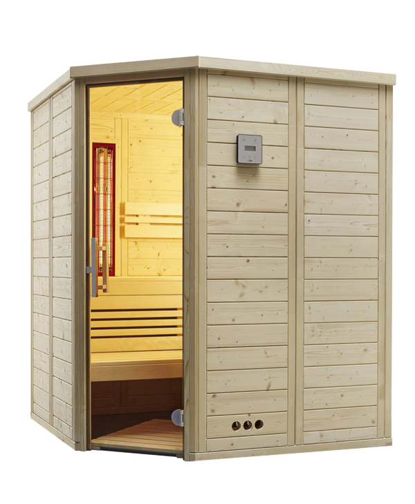 Sauna Urban Complete 4